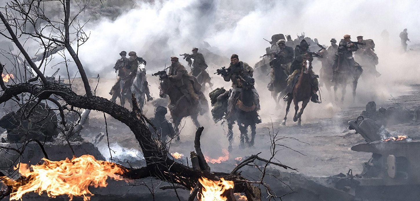 """Trailer: Chris Hemsworth Leads the Best of the Best in """"12 Strong"""""""