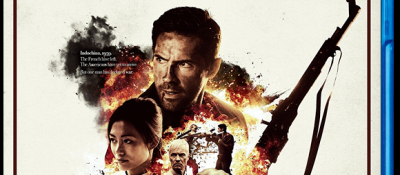 "Home Video: Scott Adkin's Brutal Action Epic ""Savage Dog"" Lands on Blu-Ray in November"