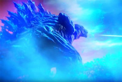 "Trailer: Godzilla Wreaks Havoc ANIME Style in ""Godzilla: Monster Planet!"""