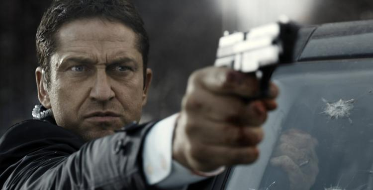"Gerard Butler Sheds Some Light on Mike Banning's Third Adventure ""Angel Has Fallen"""