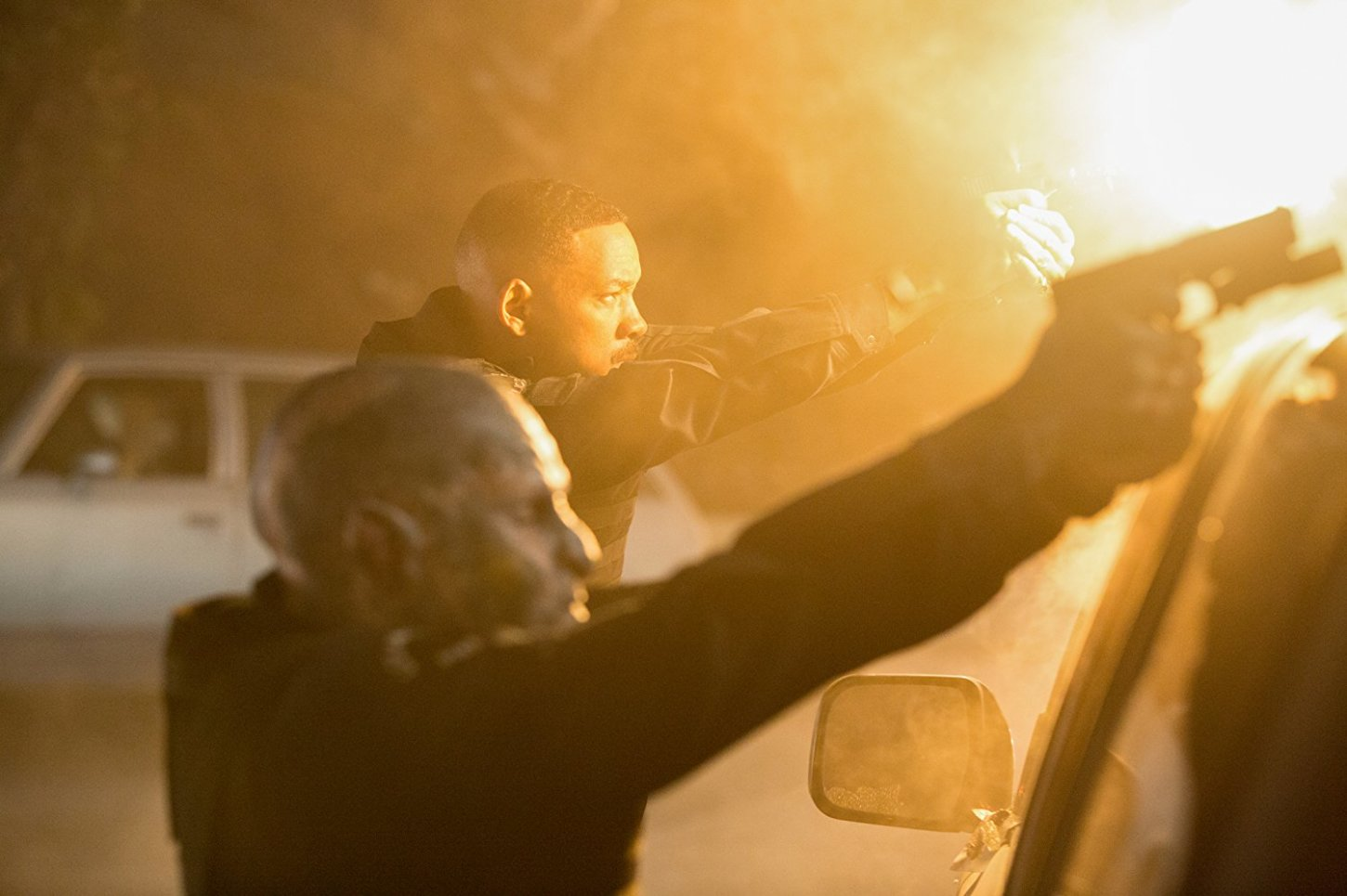 "Trailer: It's a Crime Ridden World of Orcs and Fairies in Netflix's ""Bright"""