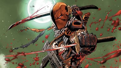 """""""Deathstroke"""" Solo Film in the Works with """"The Raid"""" Director Gareth Evans Targeted to Helm"""