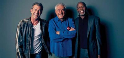 """Gibson and Glover aren't too Old for this Sh@t as """"Lethal Weapon 5"""" Breathes New Life"""