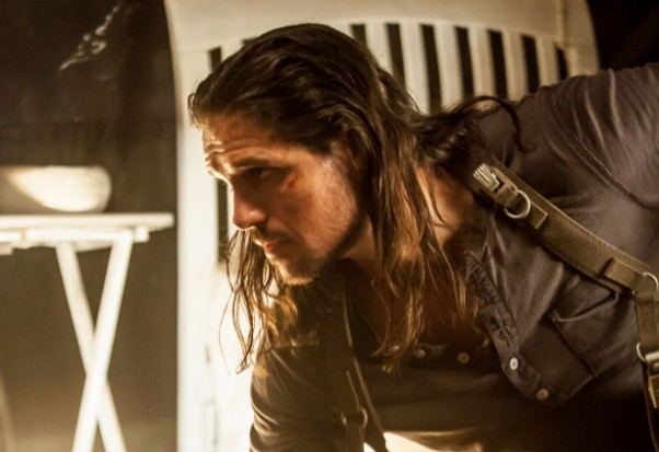 """Trailer: It's Game On with WWE and ECW Champion John Hennigan in """"Never Leave Alive"""""""
