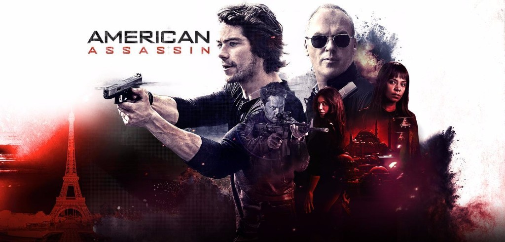 """""""American Assassin"""" Blasts its Way onto Blu-Ray and DVD this December!"""