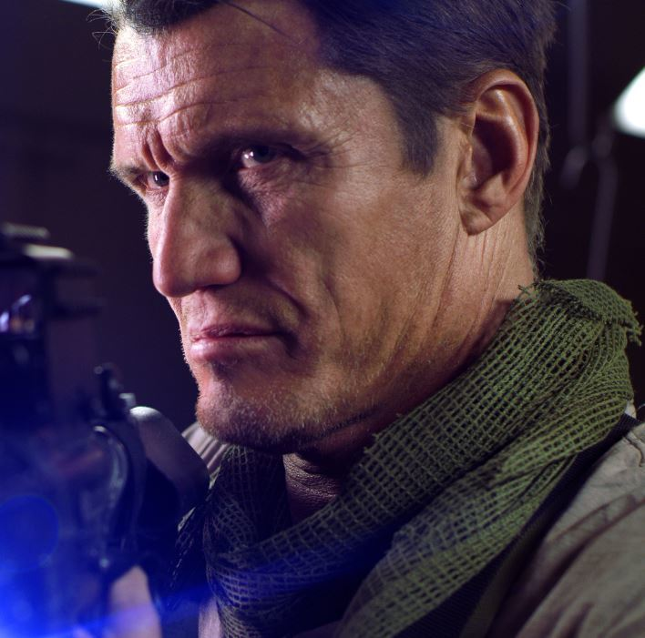 "Dolph Lundgren's Finger is On the ""Dead Trigger"" in His Newest Action Film!"
