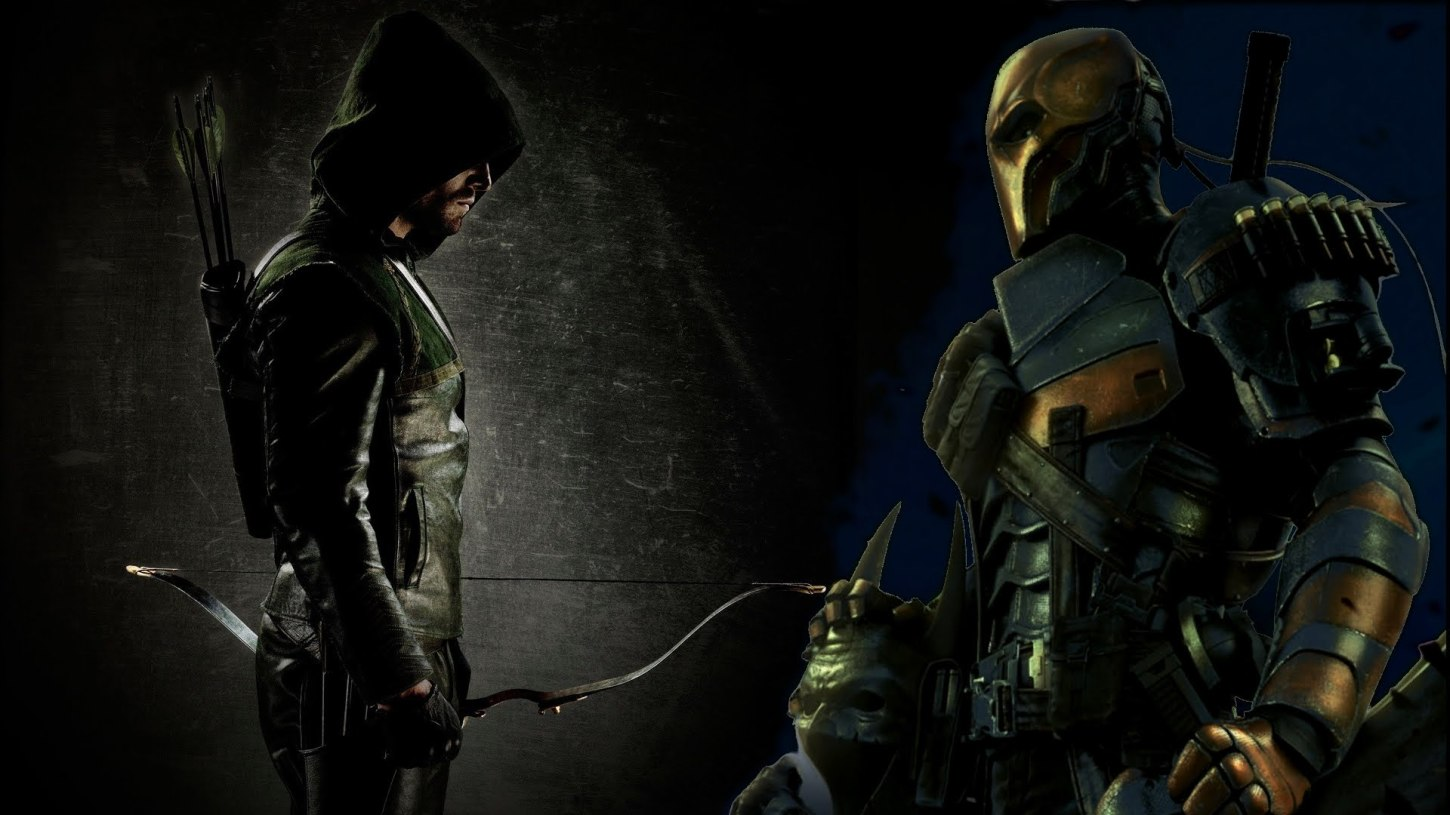 The Action Fix: Arrow Takes On Deathstroke in a Fight to the Finish!