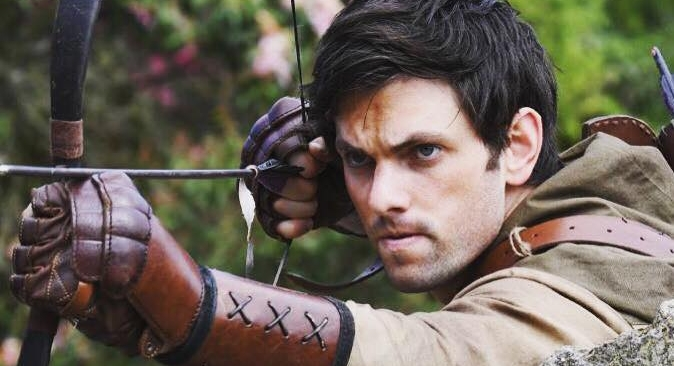 "Robin Hood Gets a Major Action Upgrade with Rising Star Paul Allica in ""The Siege"""