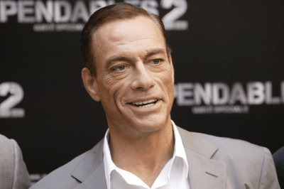 """JCVD is Set to Become """"The Bouncer"""" In His Next Action-Thriller!"""