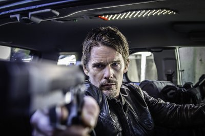 "Review: Ethan Hawke Unleashes His Inner Action Hero in ""24 Hours To Live"""