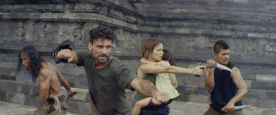 Home Video: The Epic Sci-Fi Action-Thriller  Beyond Skyline Arrives On Blu-Ray in January!