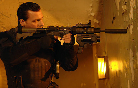 "The Action Fix: The Climatic Firefight from ""PUNISHER: War Zone"""