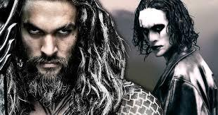 """Justice League's"" Jason Momoa is Ready for ""The Crow"""
