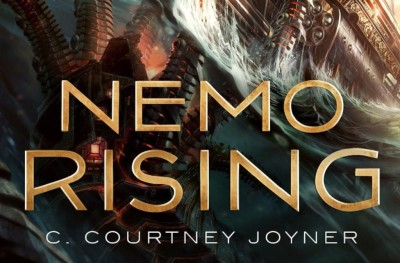 """The New Book """"Nemo Rising"""" from Acclaimed Novelist C. Courtney Joyner Releases in December"""