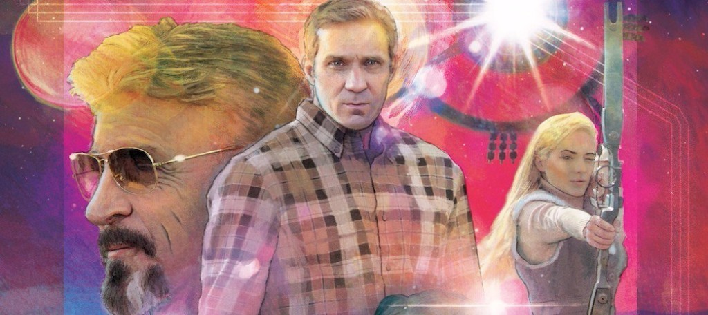 "Gary Daniels is Ready for Action in the Official Poster for the Sci-Fi Thriller ""Astro"""