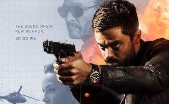 "Trailer: Dominic Cooper is Our New Weapon Against Terrorism in the Action-Thriller ""Stratton"""