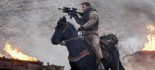 """Trailer: Chris Hemsworth Leads the Way in the War On Terror in the Second Promo for """"12 Strong"""""""