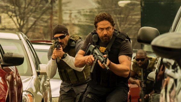 "Trailer: Gerard Butler Unleashes Some Brutal Street Justice in ""Den Of Thieves"""