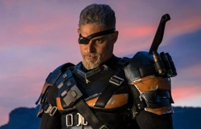Joe Manganiello Teases a First Look Image of DC's Lethal Assassin Deathstroke!