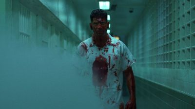 "The Action Fix: The Punisher Takes 'Em All On in the Prison Fight from ""Daredevil!"""