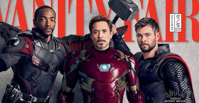 Celebrate 10 Years of the Marvel Cinematic Universe with Vanity Fair!