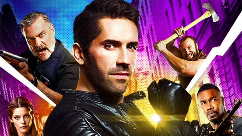 "Trailer: Scott Adkins Will Take 'Em Out One Mishap at a Time in the Action-Thriller ""Accident Man"""