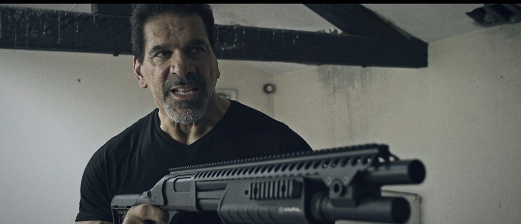 "Review: Lou Ferrigno Delivers ""Instant Death"" in Director Ara Paiaya's Brutal Action Film"