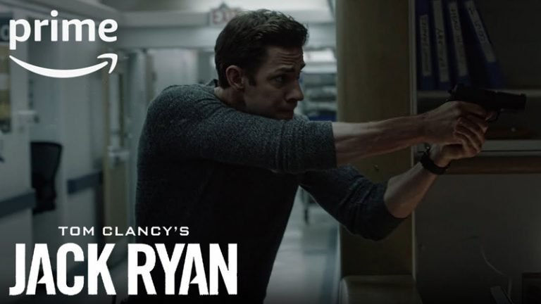 "John Krasinski Takes on the Threats of the World in Amazon's ""Tom Clancy's Jack Ryan"