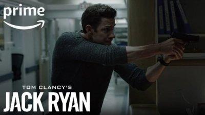 "John Krasinski Takes on the Threats of the World in Amazon's ""Tom Clancy's Jack Ryan"