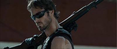Johnny Strong-The Bad Ass Action Star the Genre so Desperately Needs!