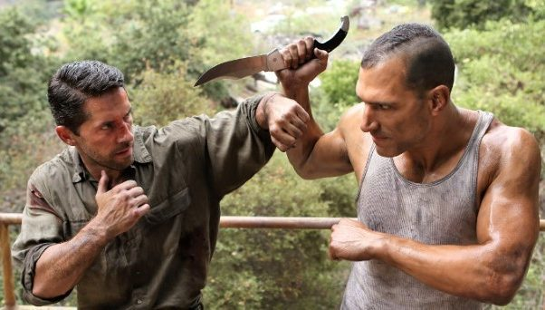 "The Action Fix: Scott Adkins and Marko Zaror Go Toe to Toe Once More in ""Savage Dog"""