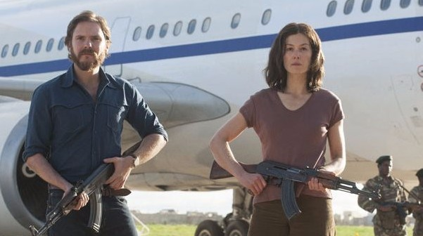 "Trailer: Tensions Run High and Lives are On the Line in ""7 Days In Entebbe"""