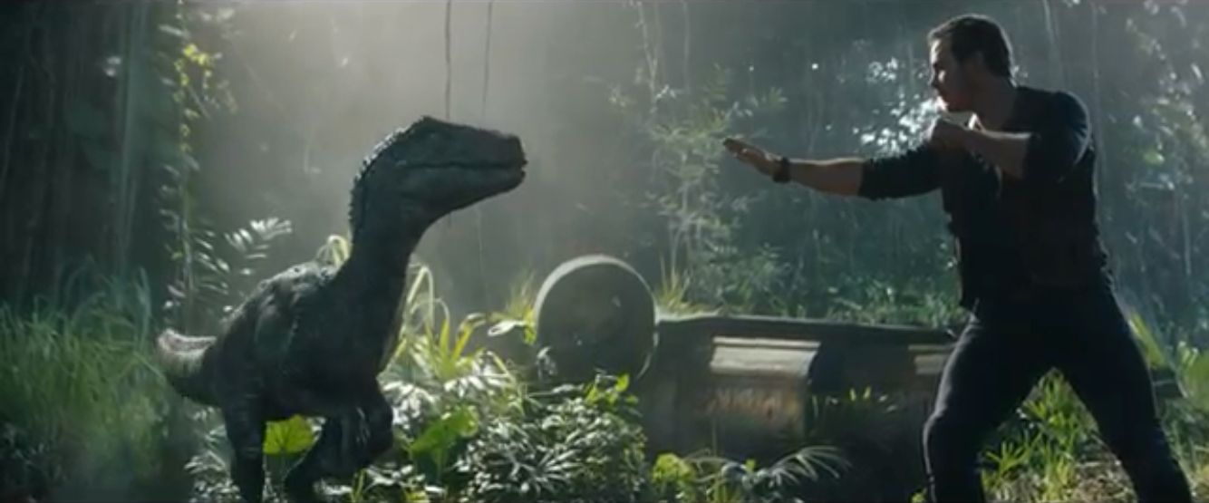 "Trailer: The Dinosaurs Rule Once More in ""Jurassic World: Fallen Kingdom"""