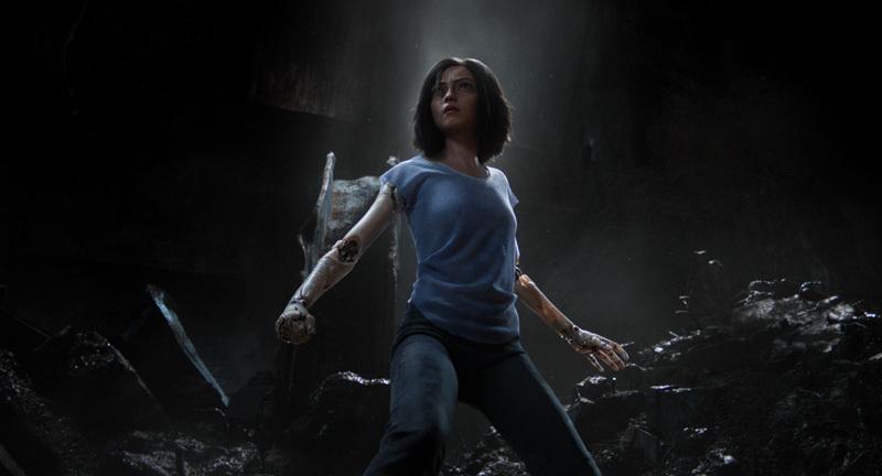 """Trailer: """"Alita: Battle Angel"""" is Here in Director Robert Rodriguez's Epic Sci-Fi Thriller"""