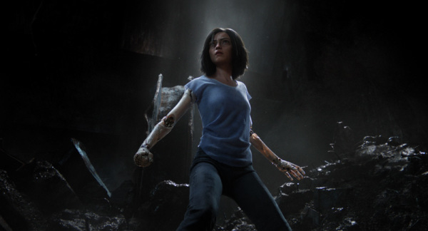 "Trailer: ""Alita: Battle Angel"" is Here in Director Robert Rodriguez's Epic Sci-Fi Thriller"