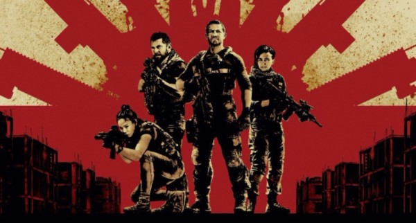 "It's Payback Time as Cinemax Relaunches a New Team for a New Season of ""Strike Back"""