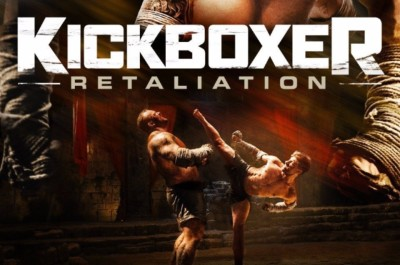 """Alain Moussi is Out for Blood in the New Poster for """"Kickboxer: Retaliation"""""""