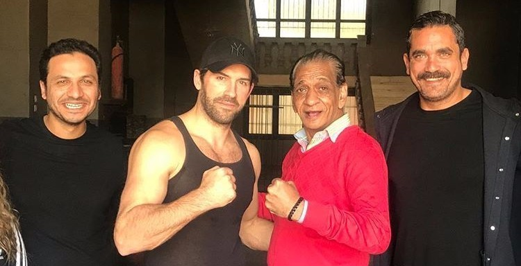 "Action Star Scott Adkins Joins the Egyptian Period Actioner ""HARB KARMOOZ"""