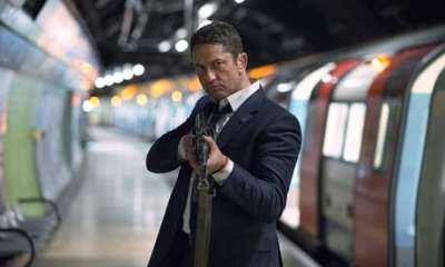 "The Action Fix: Gerard Butler Opens a Can of Whoop Ass to Save the UK in ""London Has Fallen"""