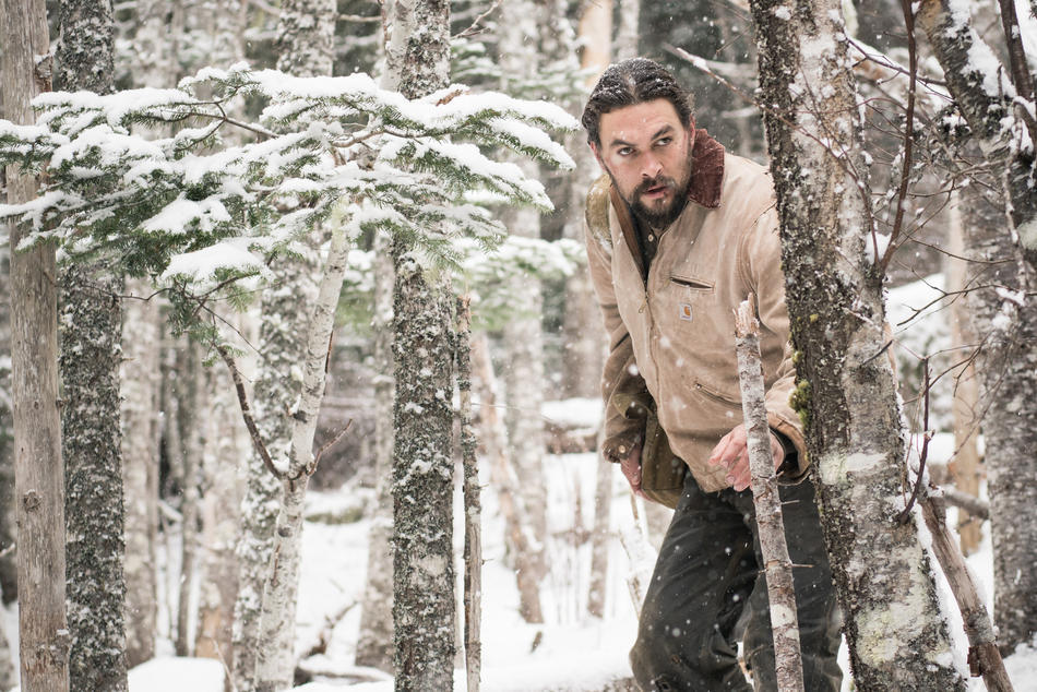 "Trailer: Jason Momoa Goes for the Kill in the New Action-Thriller ""Braven"""