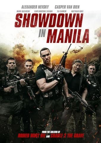 المواجهة في مانيلا