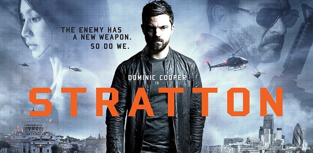 """Review: Simon West's """"Stratton"""" Delivers Espionage Drama with High-Octane Action Thrills!"""