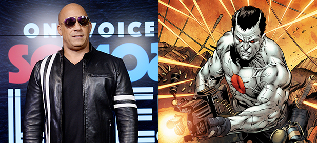 "Vin Diesel in Talks to Star in Sony's Big Screen Adaptation of ""Bloodshot"""