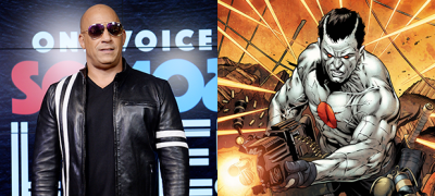 "Vin Diesel in Talks to Star in Sony's Big Screen Adaptation of ""Bloodshot"""