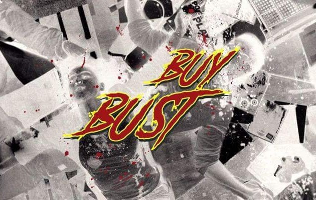 """Anne Curtis Goes Ballistic in a Proof of Concept Clip for the Filipino Action Film """"BuyBust"""""""