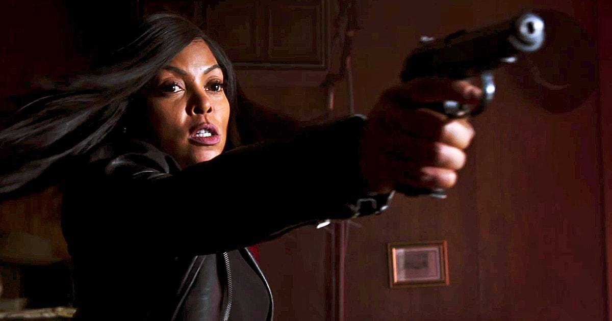 "Taraji P. Henson Continues the Female Action Revolution in the Newest Promo for ""Proud Mary"""