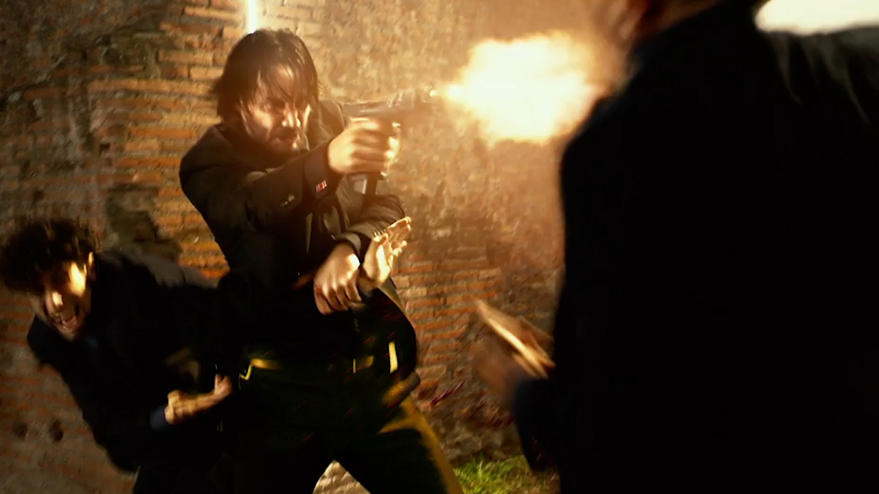 JOHN WICK: CHAPTER 3 Adds Major Action Punch to the Cast for the Third Installment!