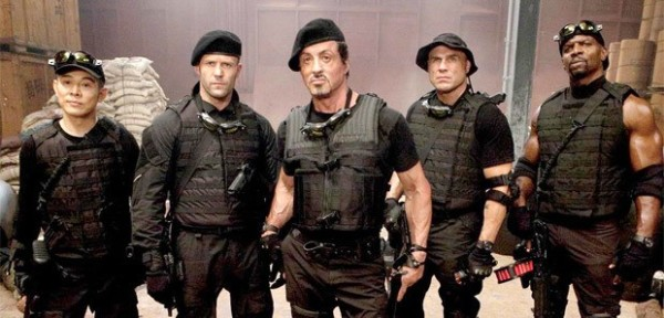 Stallone Teases EXPENDABLES 4 Yet Again