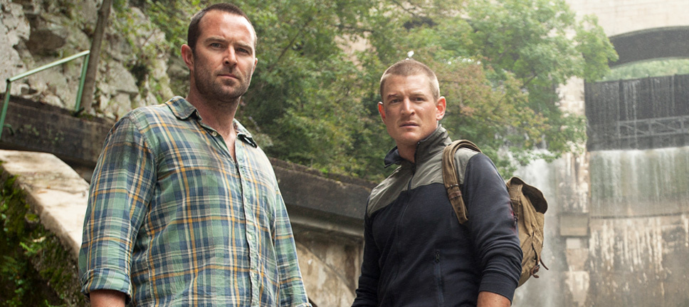 The Action Fix: Scott and Stonebridge Make a Last Stand in STRIKE BACK