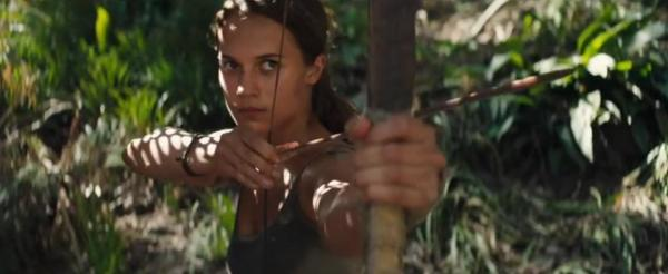 Trailer: Lara Croft Forges Her Own Path in TOMB RAIDER